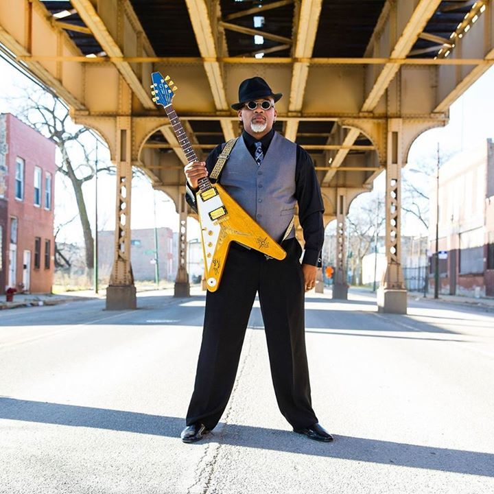 Toronzo Cannon Chicago Blues-man Tour Dates