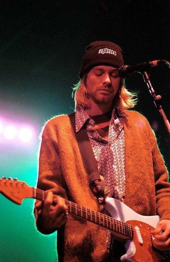 Kurt Donald Cobain Tour Dates