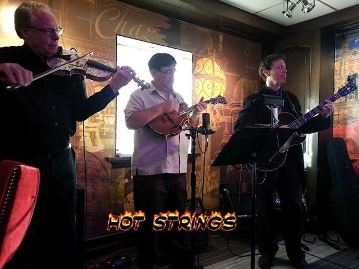 Hot Strings Trio Tour Dates