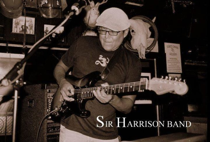 Sir Harrison Band Tour Dates