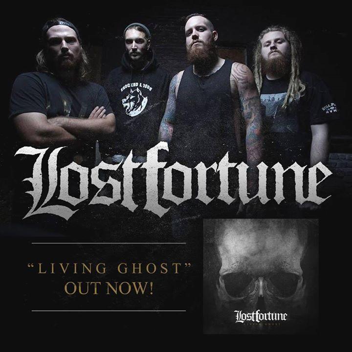 Lost Fortune Tour Dates