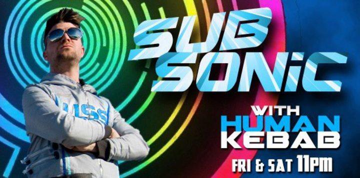 Human Kebab Tour Dates