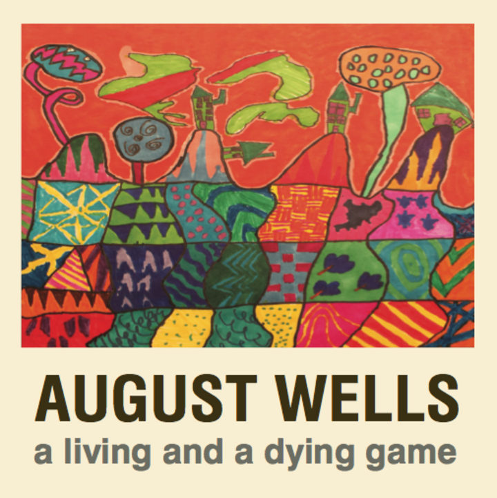 August Wells Tour Dates