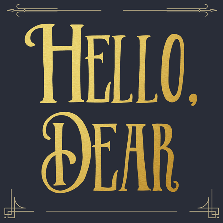 Hello, Dear Tour Dates