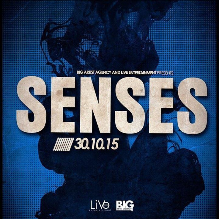 Senses Tour Dates