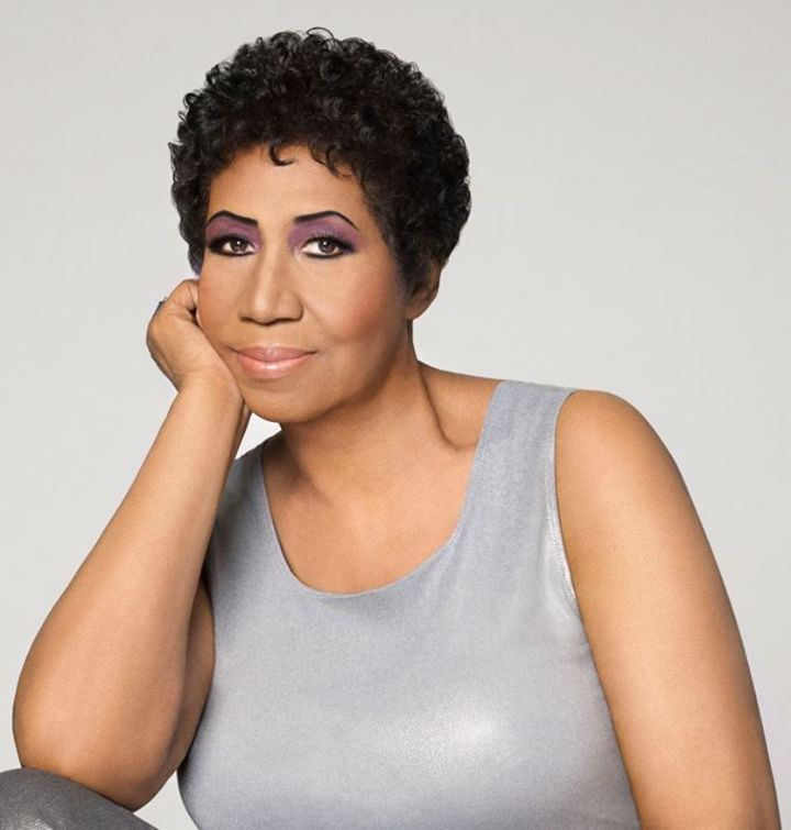 Aretha Franklin @ The Chicago Theatre - Chicago, IL