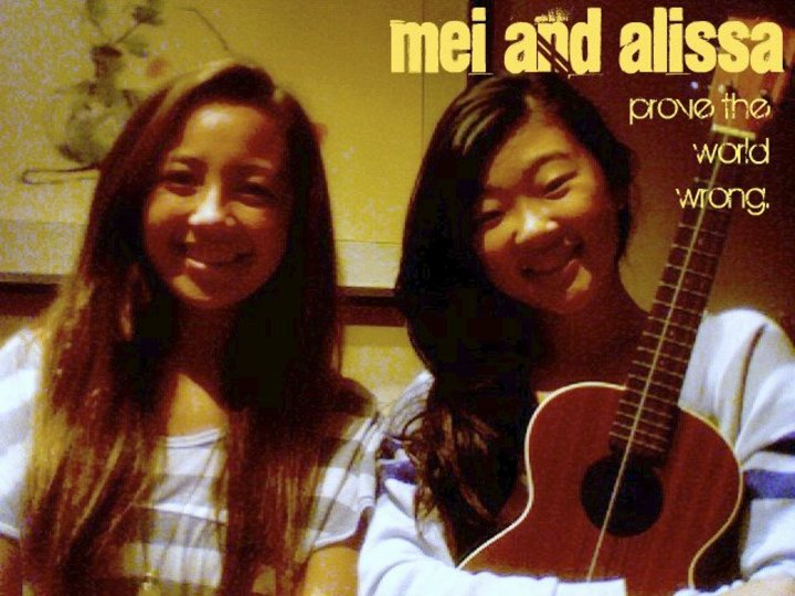 Mei and Alissa Tour Dates