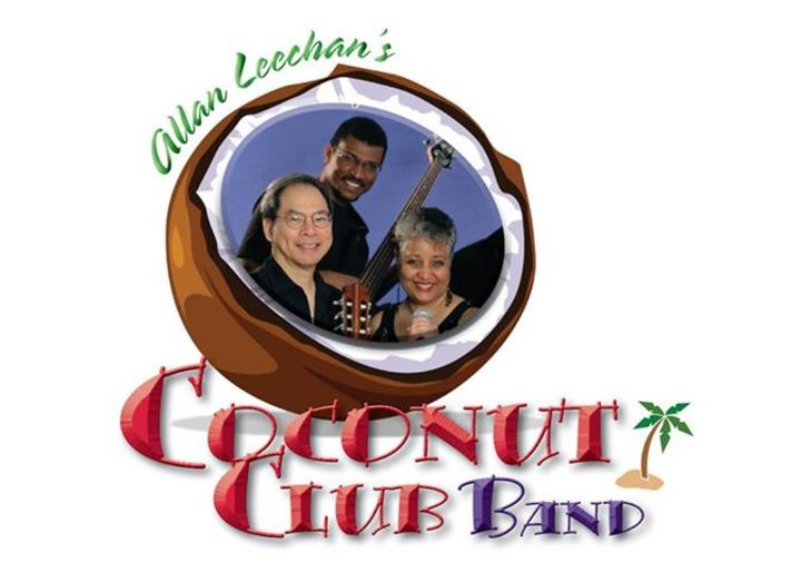 Coconut Club Band Fan page Tour Dates