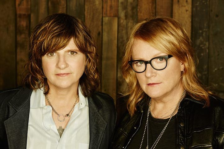Indigo Girls @ Aria (Every Woman Can event) - Minneapolis, MN