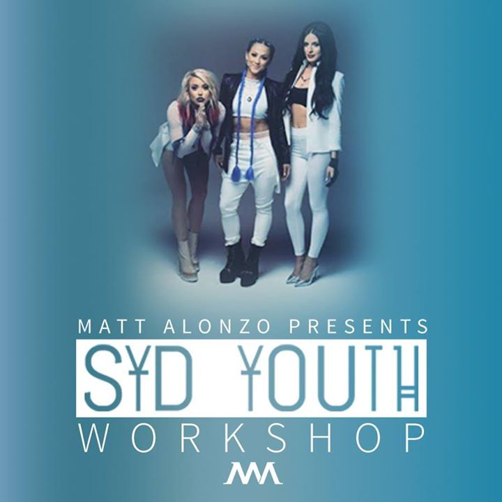 Syd Youth Tour Dates