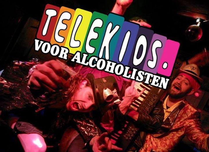 Telekids voor Alcoholisten Tour Dates