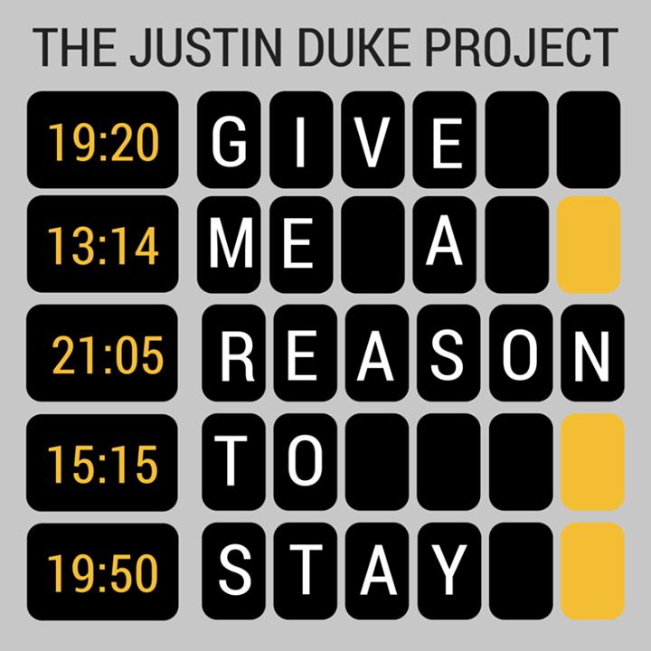 The Justin Duke Project Tour Dates