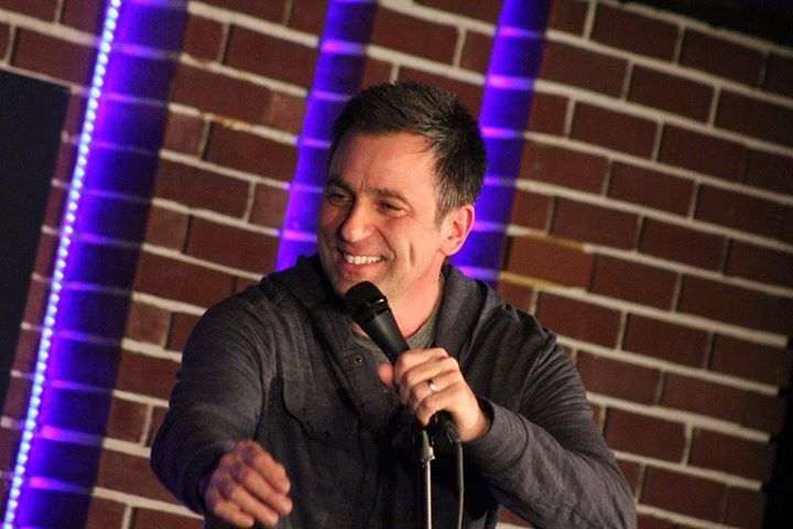 John Heffron @ Wise Guys Comedy Club - Salt Lake City, UT