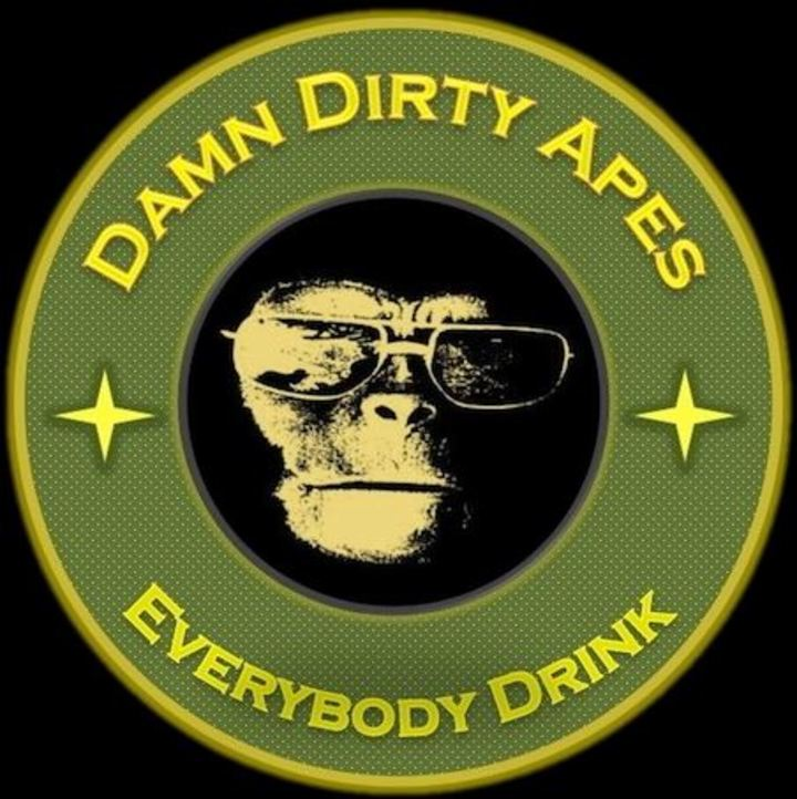 Damn Dirty Apes Tour Dates