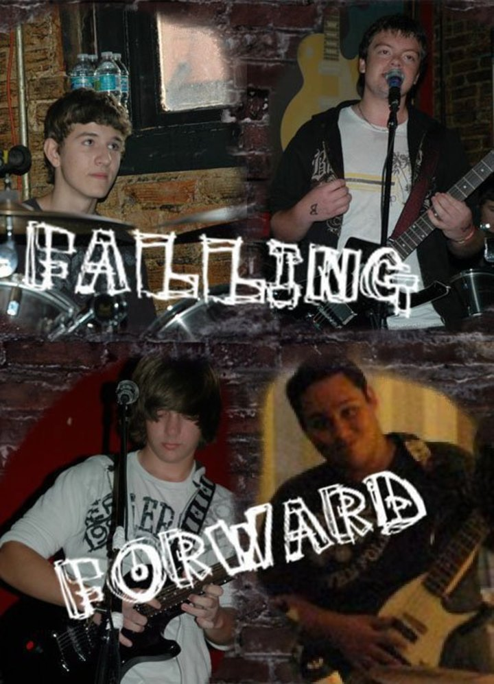 Falling Forward Tour Dates