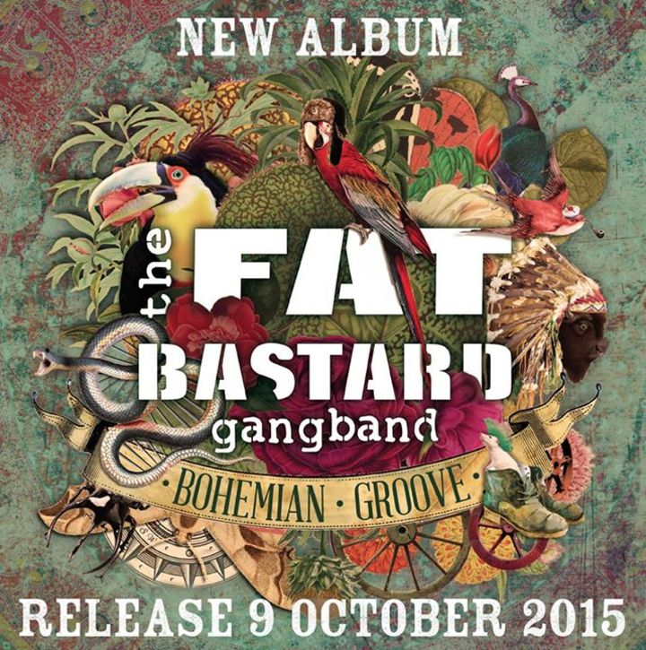 The Fat BGB promotion Tour Dates