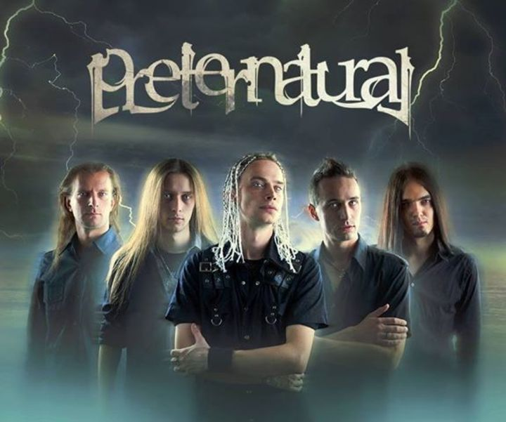 Preternatural Tour Dates