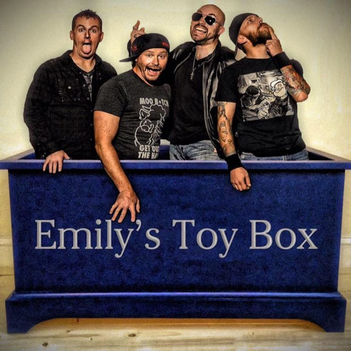Emily's Toybox Tour Dates