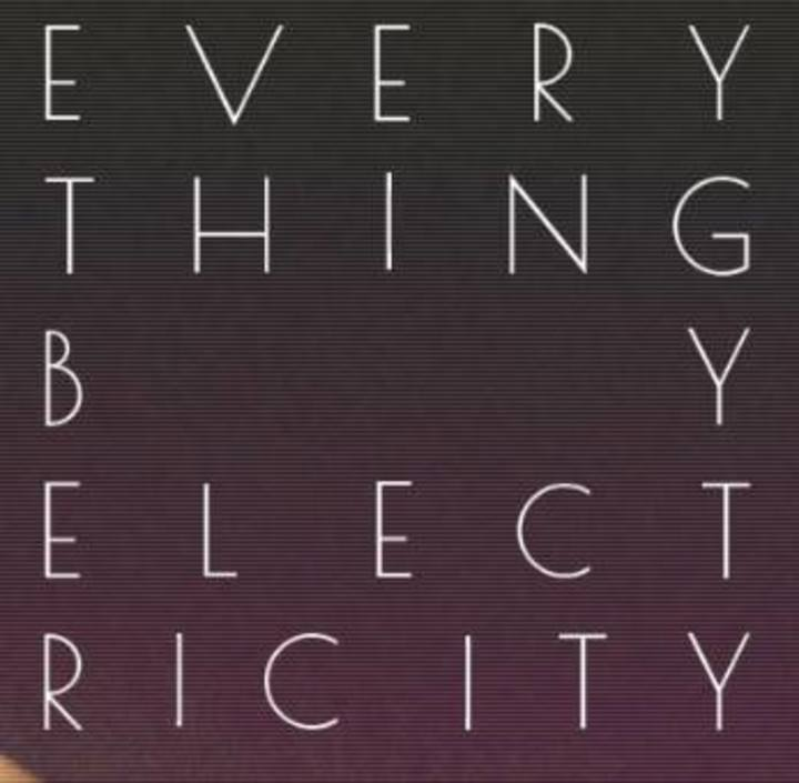 Everything by Electricity Tour Dates