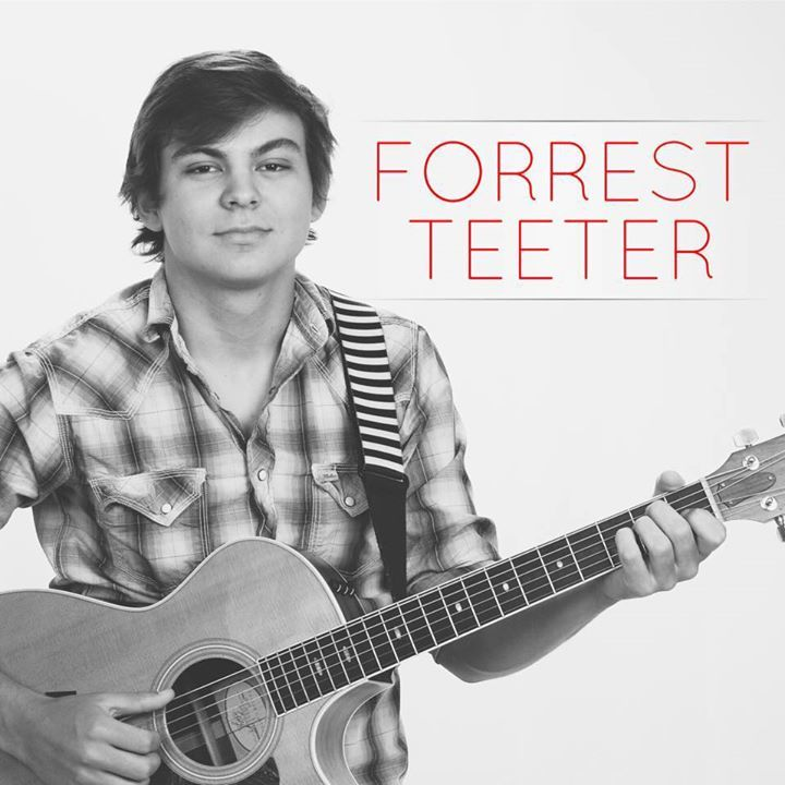 Forrest Teeter Tour Dates
