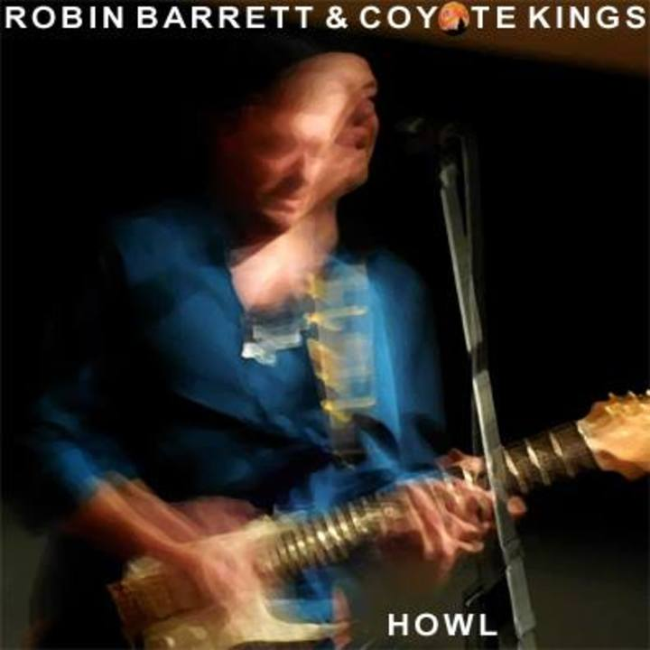 Robin Barrett and Coyote Kings Tour Dates