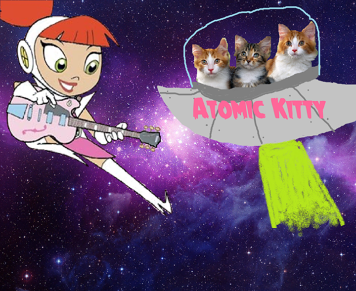 Atomic Kitty Tour Dates