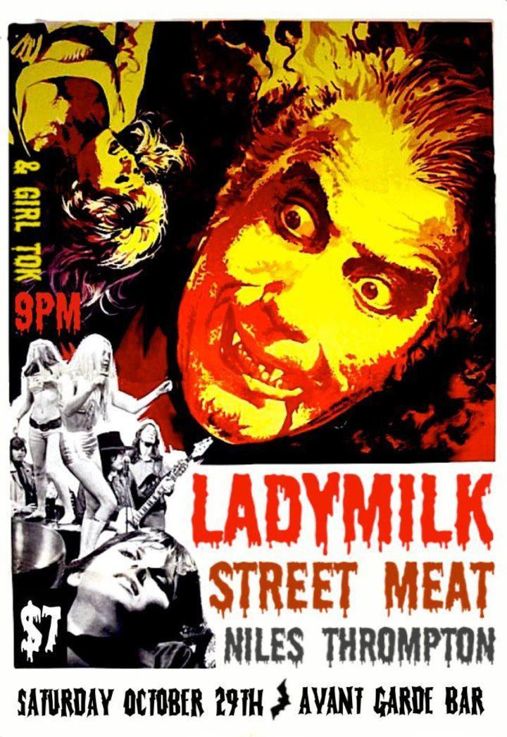 Ladymilk Tour Dates