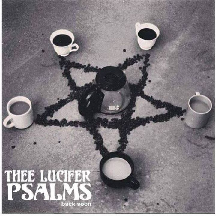 Thee Lucifer Psalms Tour Dates