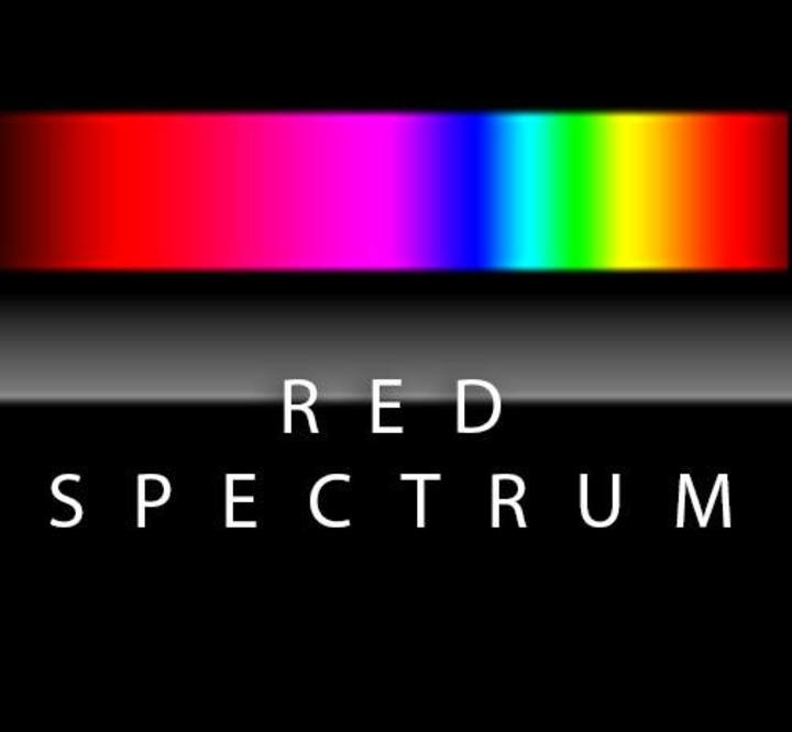 Red Spectrum Tour Dates