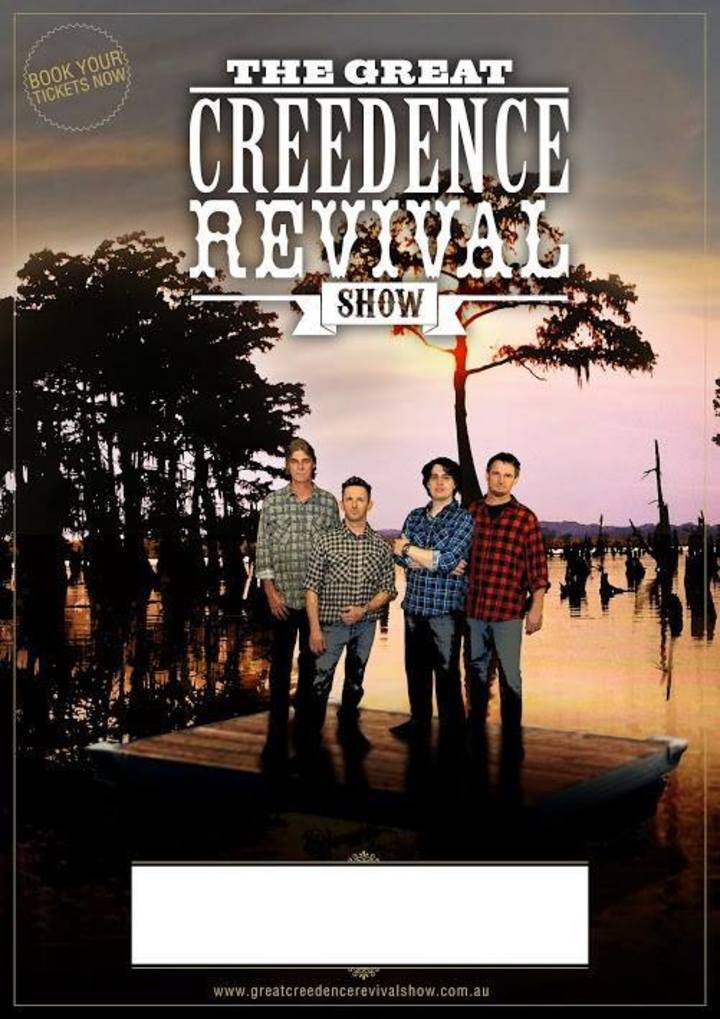 The Great Creedence Revival Show Tour Dates