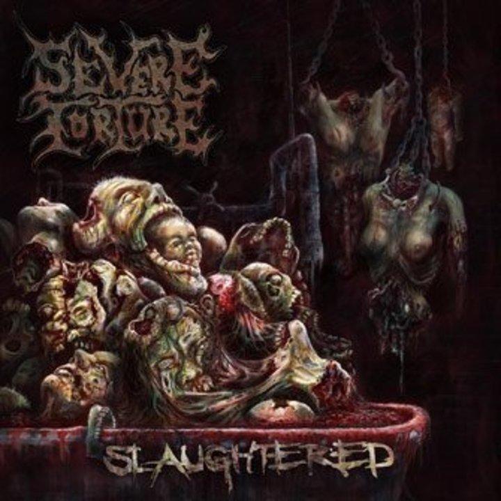 Severe Torture Tour Dates