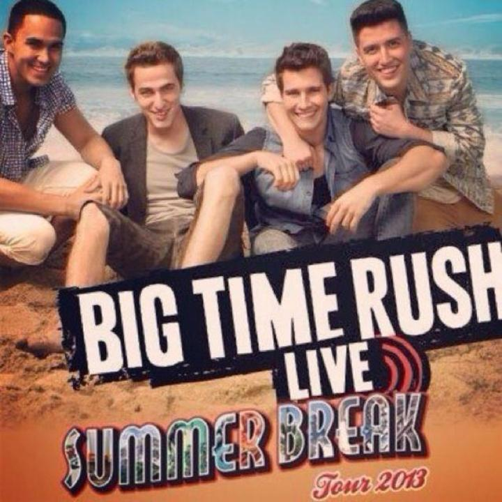 Big Time Rush Puerto Rico Tour Dates