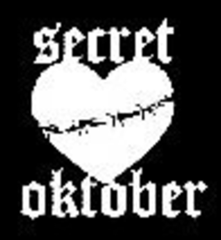 Secret Oktober Tour Dates
