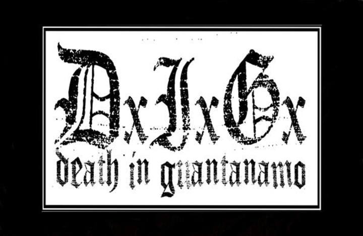 DIG - Death In Guantanamo Tour Dates