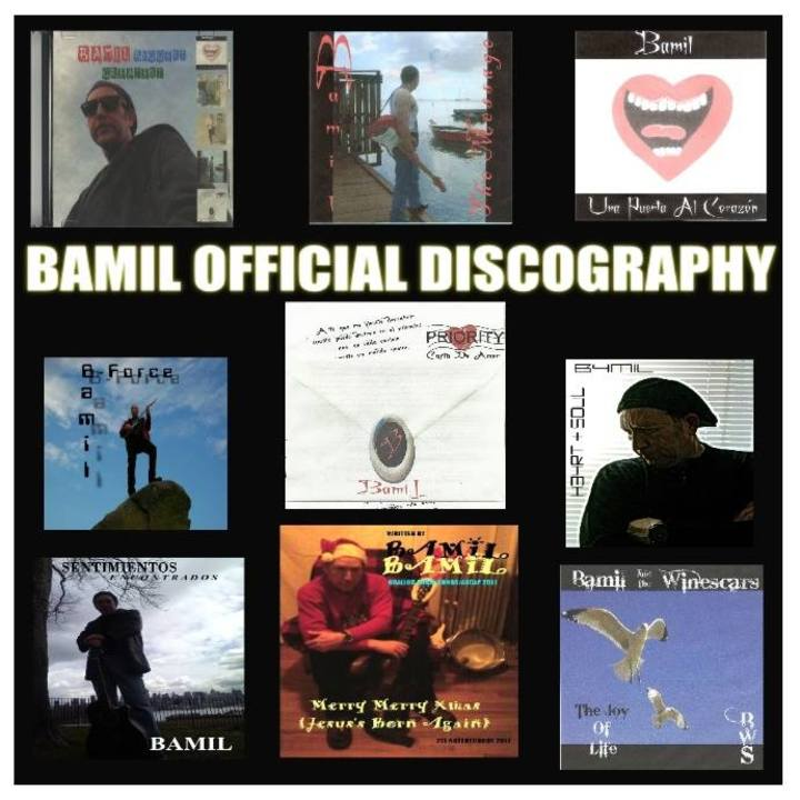 Bamil Tour Dates