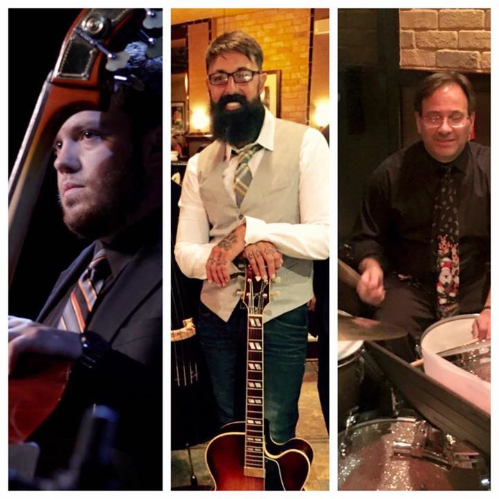 The Brian Comeau Jazz Trio Tour Dates