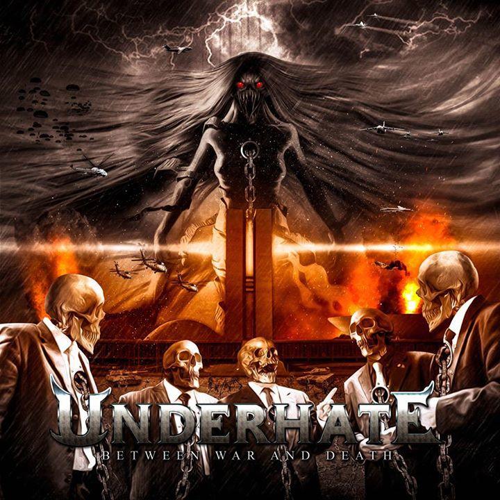 Underhate Tour Dates