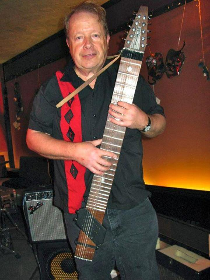 Chuck Hughes on Chapman Stick Tour Dates