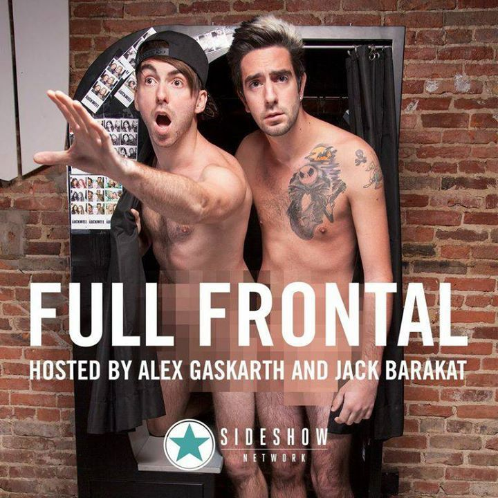 Full Frontal Tour Dates