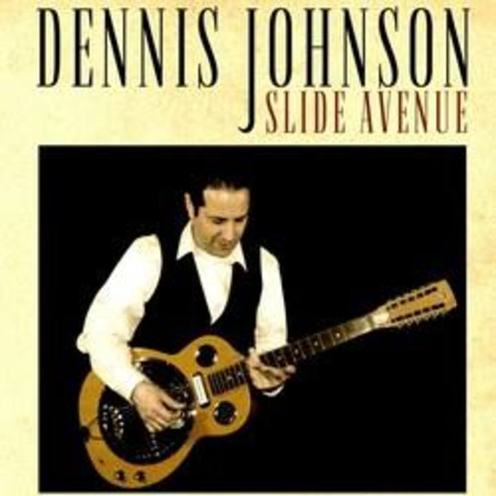Dennis Johnson - Slide Guitarist Tour Dates