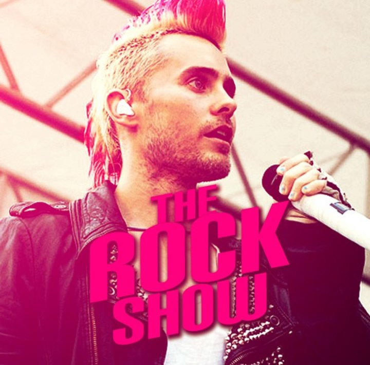 The Rock Show Tour Dates