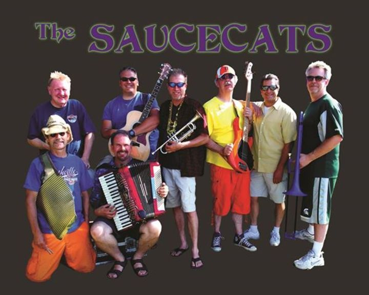 The Saucecats Tour Dates