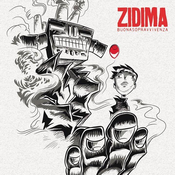 ZiDima Tour Dates