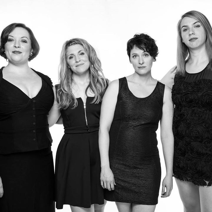 Quince Contemporary Vocal Ensemble Tour Dates