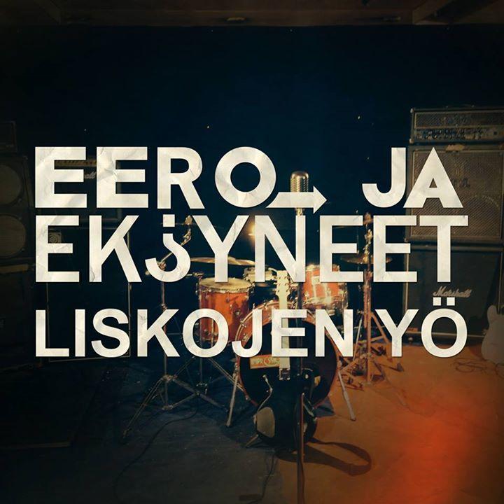 Eero ja Eksyneet Tour Dates