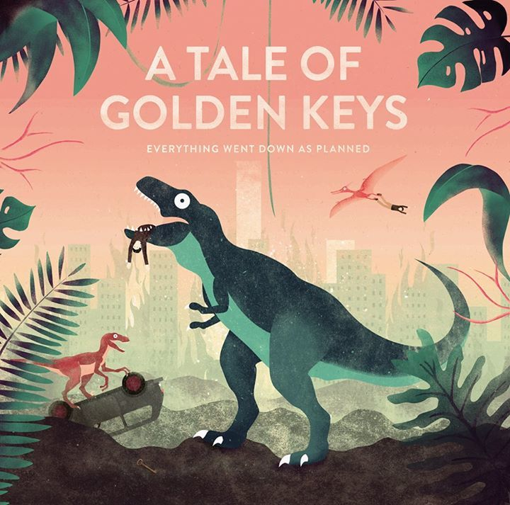 A Tale Of Golden Keys Tour Dates