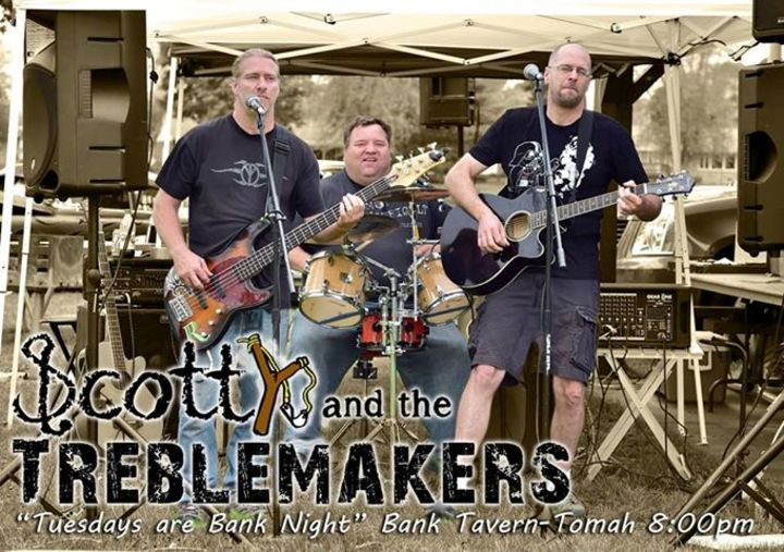 Scotty & the Treblemakers Tour Dates