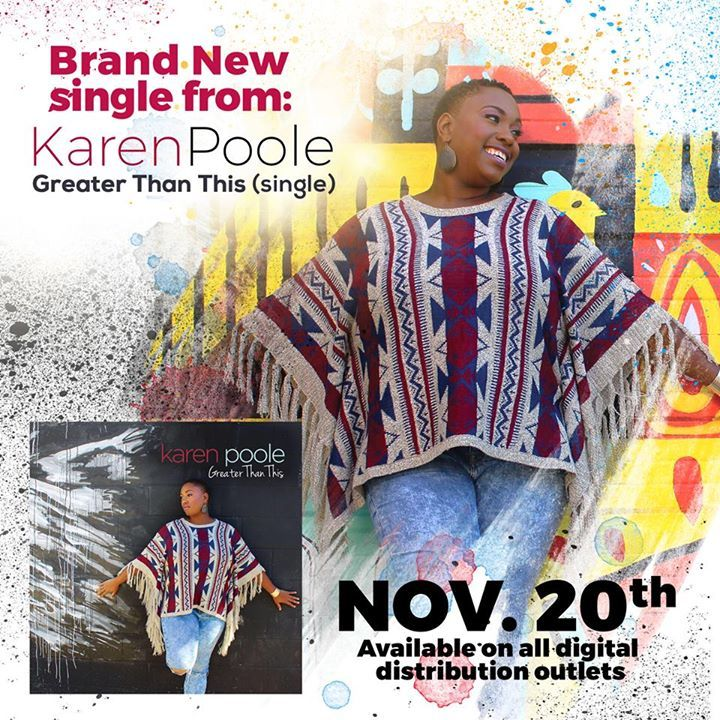Karen Poole Tour Dates