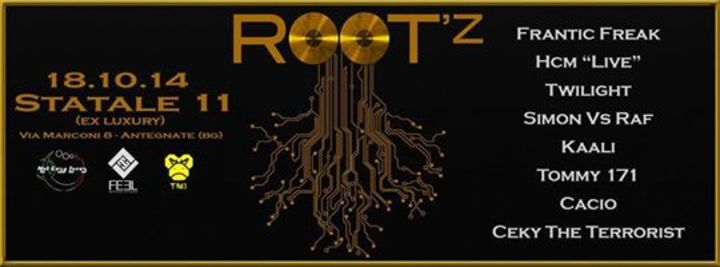 Root'z Crew Tour Dates