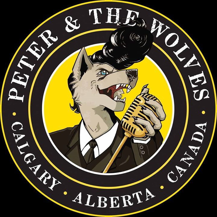 Peter & the Wolves @ The Cave - Lethbridge, Canada
